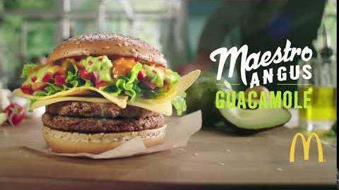 Maestro Angus Guacamole McDonald's