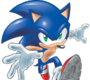 Sonic the Hedgehog (Canon, Archie Comics)/Maverick Zero X