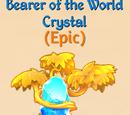Bearer of the World Crystal