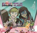 Marvel Rising: Squirrel Girl / Ms. Marvel Vol 1 1