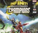Infinity Countdown: Champions Vol 1 1