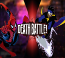 Spider-Man VS Static Shock