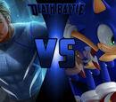 Sonic vs Quicksilver