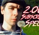 2,000 Subscriber Special