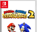 Mario & Sonic at the Olympic Games 2