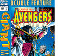 Marvel Double Feature...The Avengers/Giant-Man Vol 1 381