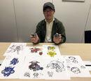 MonMon访谈录!!vol .10数码兽设计师渡边健史的采访!!