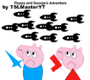 Peppa and George's Adventure
