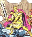 Arthur King (Earth-93121) from King Arthur and the Knights of Justice Vol 1 3 0001.jpg