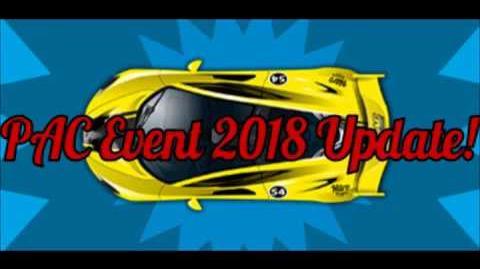 PAC Event racing! Nitro Type