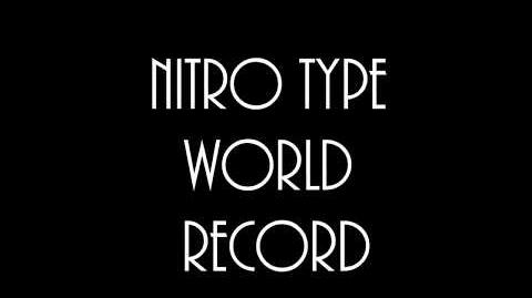 Nitro Type Record Most Consecutive Wins 247 (Personal)