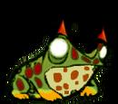 Синекрылый/Рогатая лягушка и всё, что с ней связано (ФАНАТСКОЕ)