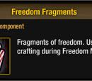 Freedom Fragments