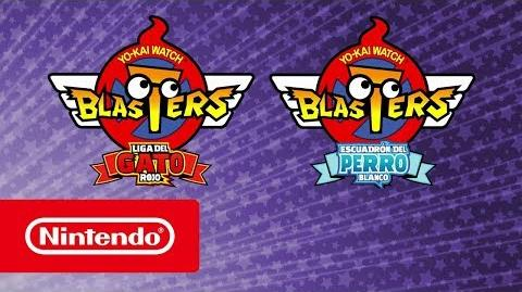 CuBaN VeRcEttI/Yo-Kai Watch Blasters llegará a Nintendo 3DS en septiembre