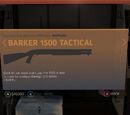 Barker 1500 Tactical
