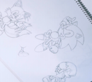 Sonic the Hedgehog (Classic Sonic's world)/Gallery