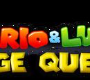 Mario & Luigi: Sage Quest