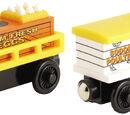 Sodor Chicken Cars