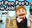 Chef Pee Pee's New Job!