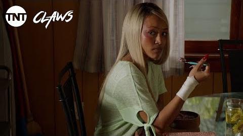 Claws Breakfast Gossip - Season 1, Ep. 3 CLIP TNT