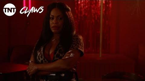Claws A Family Feud, Tears, and Whitney Houston - Season 1, Ep. 10 CLIP TNT