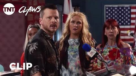 Claws Bryce - Season 2, Ep. 3 CLIP TNT