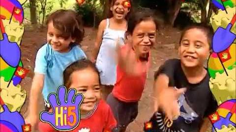 Hi-5 USA Series 1, Episode 25 (Silly day)