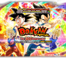 Rare Summon: Goku (Angel) & Vegeta (Angel) Dokkan Festival