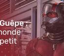 Hypsoline/Ant-Man et la Guêpe : découvrez le monde de l'infiniment petit