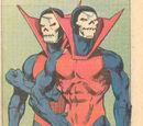 Percy & Barton Grimes (Earth-616)