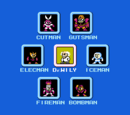 SonictheHedgehogFan24/Top 10 - Mega Man - Classic Series - Stage Selects