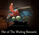Hat of the Wailing Barnacle