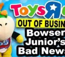Bowser Junior's Bad News!