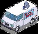 Reality Channel Van