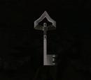 Silver Key (The Cistern)