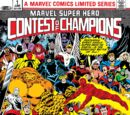 Marvel Super Hero Contest of Champions Vol 1 1