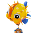 Majestueuse montgolfière