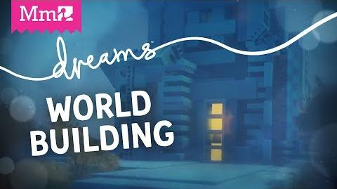 Kareem's Dreams Streams - World Building DreamsPS4