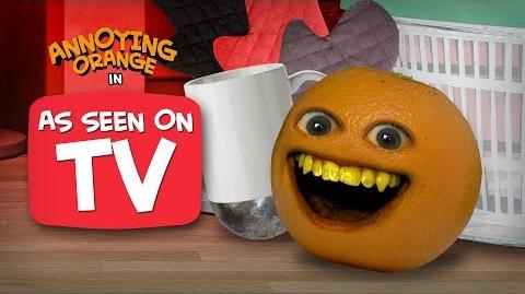 Annoying Orange: As Seen On TV!