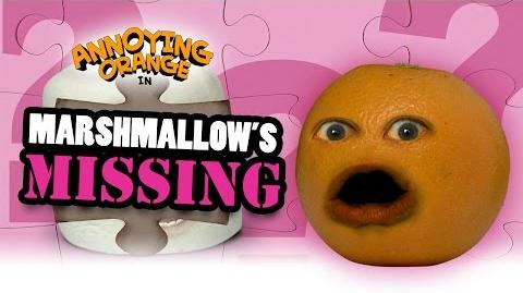 Annoying Orange: Marshmallow's Missing
