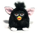 Witch's Cat Furby