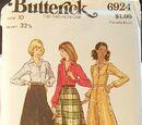 Butterick 6924 C