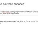 Hypsoline/Présentation des Annonces, une nouvelle façon de notifier votre communauté