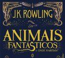 Animais Fantásticos e Onde Habitam: O Roteiro Original