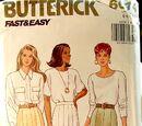 Butterick 6074 C