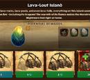 Lava-Lout Island