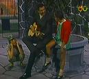 Tocando Violão/O Bandido Disfarçado/Falsos Mendigos/Buscando Abrigo/Os Gesseiros