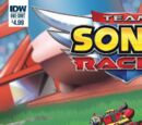 Team Sonic Racing (comic book)