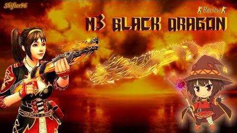 CSO CSN Z-Weapon Review M3 Black Dragon