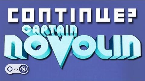 Captain Novolin (SNES) - Continue?